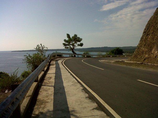 Indahnya Pemandangan Kota Donggala
