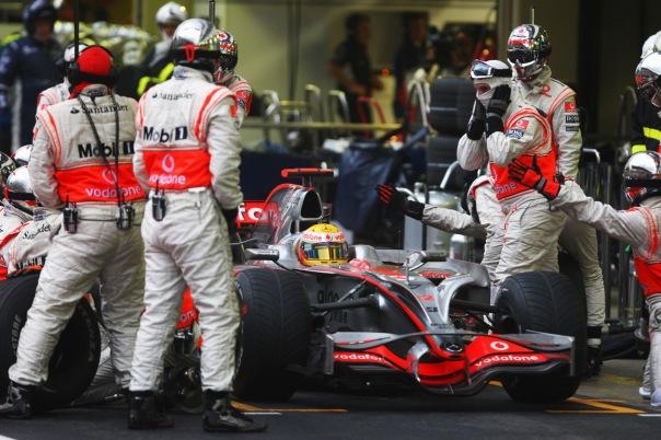 Jadwal Lengkap Balap F1 2013