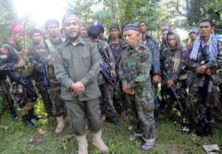 Foto Pasukan Kesultanan Sulu